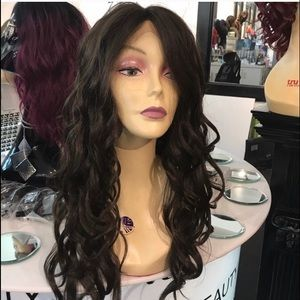 Accessories - Brown Lacefront Swisslace wig 2019 hairstyle